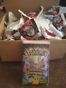 Pokemon Collectibles Burger King Sealed Complete Set 57. 55 Unopened 2 Opened