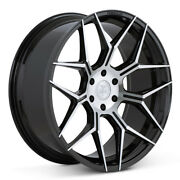 22 Ferrada Ft3 Machined Concave Wheels Rims Fits Land Rover Range Rover