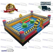 20x13ft Commercial Inflatable Jousting Sticks Sport Game With Air Blower