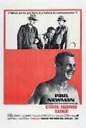 Vintage Cool Hand Luke Movie Poster// Classic Movie Poster//movie Poster//poster