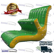13x8ft Commercial Inflatable Seesaw Sport Water Totter Pool Sea With Air Pump