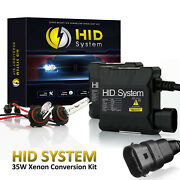 Hidsystem 35w Xenon Hid Kit For Ford F-250 Super Duty F-350 Taurus Transit Conne
