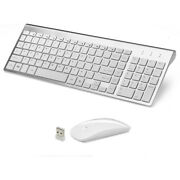 Wireless Mouseandkeyboard For Samsung Ue-55es8000 55 Inch 3d Led Lcd Smart Fsv Sa