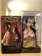 2013 D23 Expo Snow White And The Le10 Of 600 Disney Fairytale Collection