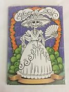 Day Of The Dead - 48 Items 12 Ea -skeletons, Coloring Pads, Masks And Kid Toys