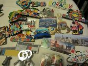 Assorted Magnets From Different Locations Added New Ones