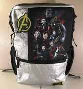 Marvel Avengers Infinity War Backpack Authentic Disney Exclusive Nwt