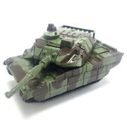 Sand Table Plastic Tiger Tanks World War Germany Panther Tank Finished Model Toy
