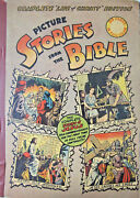Picture Stories From The Bible 1945 Complete Life Of Christ Ec Comic