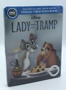 Lady And The Tramp [2018] Blu-ray+dvd+digital Only @ Best Buy Steelbook