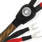 Wireworld Ecs Eclipse 8 Standard Speaker Cable Pair Spade To Spade