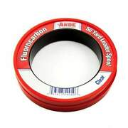 Ande Fluorocarbon Leader Material 50yd Spools