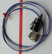 10 Candk Mini P-series On-off Ignition Switch Key 2-position 4a/125/vac 1a/250 Amp