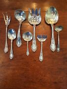 64 Peices Tuileries By Gorham Circa 1906 Antique Sterling Silver Great Condition