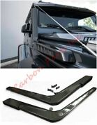 W463 Carbon Snorkels Air Intake Brabus Style G-class Mercedes-benz G550 G55 G63