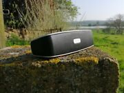 Gear 4 Street Party 3 Wireless Silver And Black Aux Nfc Bluetooth Speaker