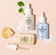 [etude House] One Day One Drop Real Ampoule Hyaluronic / Propolis / Centella