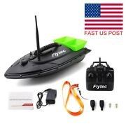 Fishing Tool Finder Rc Bait Boat Toy 500m Rc Remote 5.4km/h 5200mah Dual Motor