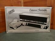 First Gear 1960 Model B-61 Mack 134th Lionel Corporation Tractor And Trailer