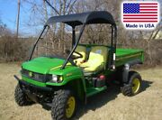 Roof For John Deere Gator Ts Tx And Turf Gator - Canopy - Soft Top - Commercial