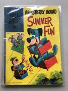 Dell Giant 1959 31 Huckleberry Hound