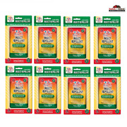 8 Insect Mosquito Flies Ticks Repelling Repellent Wipes New