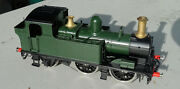 Hand Made. All Brass Gwr 14xx Late Version 143.5 O-scale By San Cheng