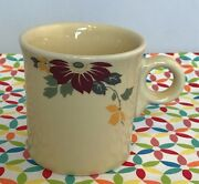 Fiestaware Clematis Mug Fiesta Ivory Hlcca Exclusive Ring Handled Tom And Jerry