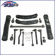 New 15pcs Front Upper Lower Control Arm Kit For 99-04 Jeep Grand Cheroke