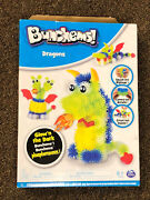 Bunchems - Glow'n The Dark – Dragons Pack With 200 Bunchems Balls