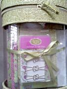 Gift Set Home Office School Supplies Journal Clips Memo Pads Pens Carrying Case