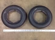 Primo Powertrax Jazzy Tires Only Foam Filled 3.00x8 Wheelchair Parts