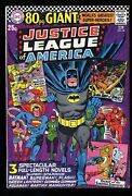 Justice League Of America 48 Fn 6.0 80 Page Giant G-29 Dc Comics