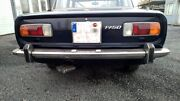 Alfa Romeo 1750 Gtv And Berlina 1st. Series, Duetto Abarth Exhaust Systemnos