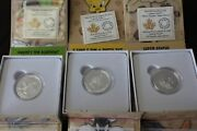 Lot Of 6 2015 10 Silver Proof Looney Tunes