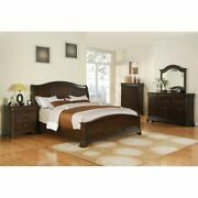 Picket House Furnishings Conley 5 Piece King Bedroom Set In Cherry