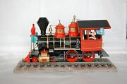 Wdcc I Have Always Loved Trains Le Theme Park Train W/engineer Mickey
