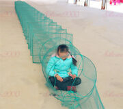 Large Size Fish Cage Portable Foldable Trap Cast Net Heavy Duty Fishing Nets
