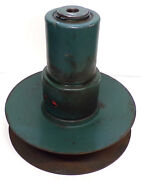 Reeves Variable Speed Pulley Sheave 1 3/8 Bore Od 12 Face Width 2 3/4