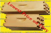 Shallow 10 Frame Honey Supers 2 Pack 39.99