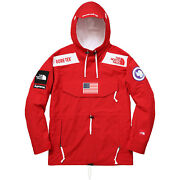 Supreme The Trans Antartica Expedition Pullover Red Size M S/s 2017