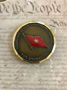 Commanding General Cg 5th Signal Command Usareur Army Europe V1 Challenge Coin