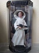 Disney Star Wars Princess Leia Limited Edition Doll 2015 D23 Expo Carrie Fisher