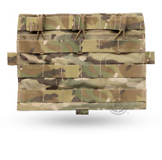 Crye Precision - Avs Detachable Flap Flat Mag Pouch - Multicam - Holds 3 Mags