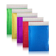 Strong Metallic Bubble Padded Mailing Envelopes Bags All Sizes And Colors