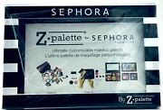 Sephora Collection Z Palette Dome 8'' X 5 6/16'' X 3/4'' Limited Edition New