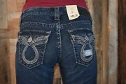 Big Star Womenand039s Remy Boot Low Rise Bootcut Jeans Hwref 5pl Size 26r 27r And 28l