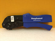 Amphenol 357-574 22 To 24 Awg 24 To 30 Awg Hand Crimp Tool. Refurbished
