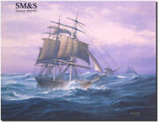 The Archer By Tom Freeman - China Tea Clipper - Tall Ships