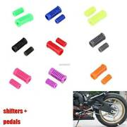 Motorcycle Plastic Gear Shift Shifter Sock Cover Boot Protector Street Dirt Bike